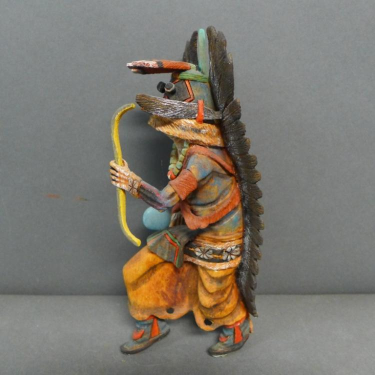 Native American Rain Bringing Kachina