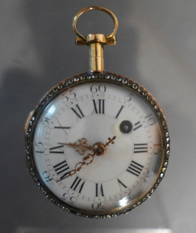 Lepine 18th Century Multi-Color Pocket Watch