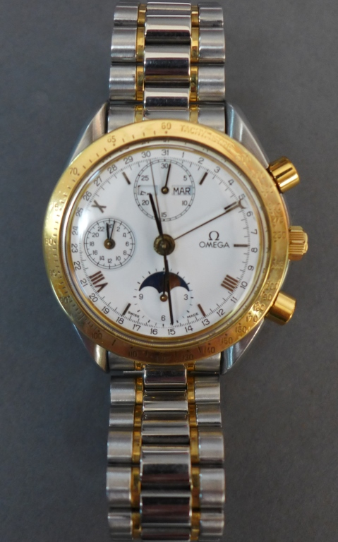 Vintage Omega Speedmaster Wrist Watch