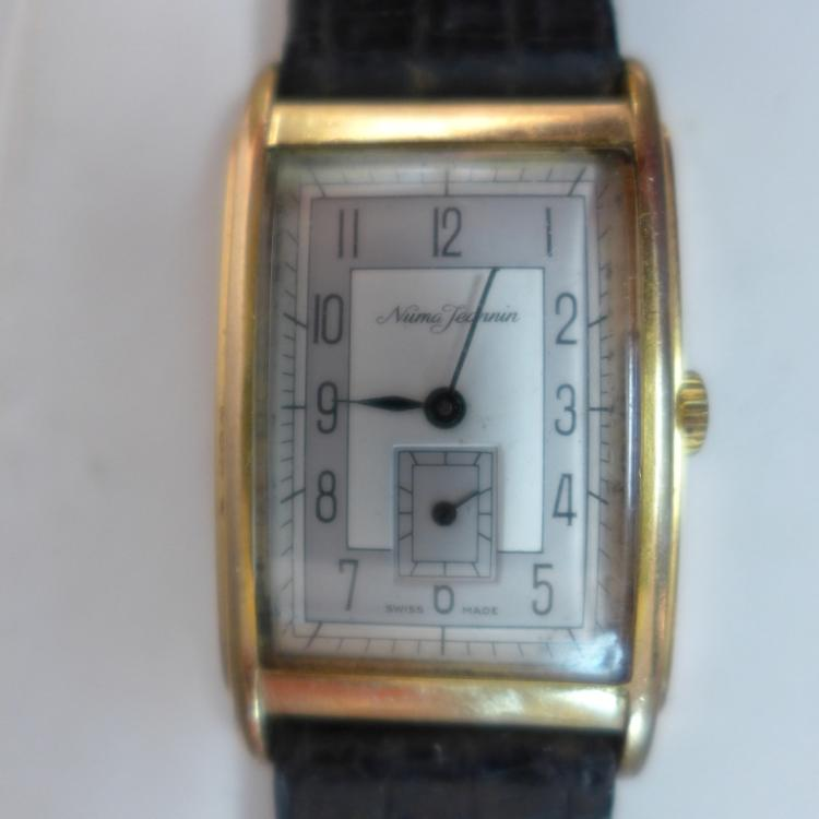 Numa Jeannin Wrist Watch