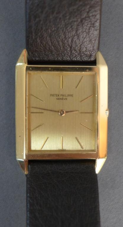 Gentleman's Patek Philippe Wrist Watch