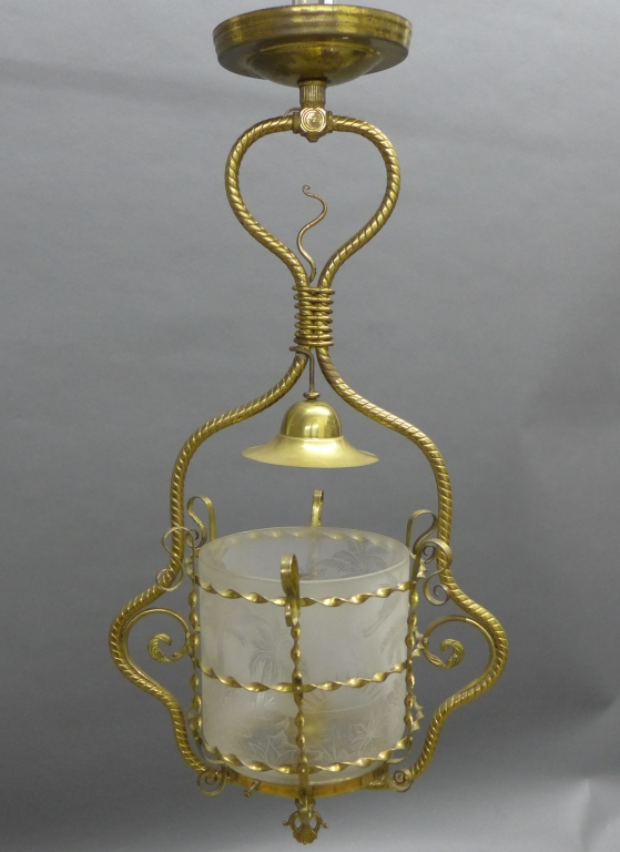 Gas Light Pendant Chandelier