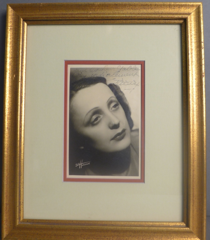 Mary Astor Autographed Photo