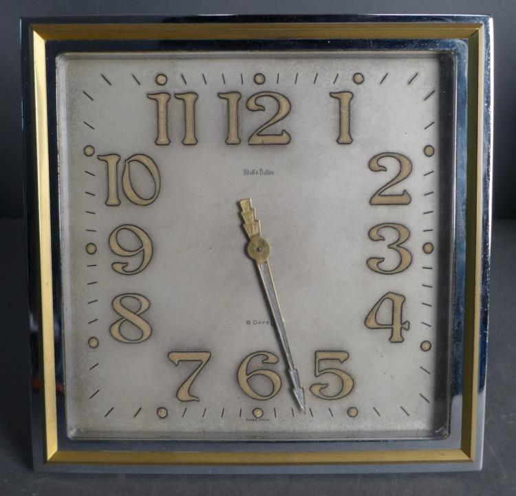 Omega 8 Day Easel Clock
