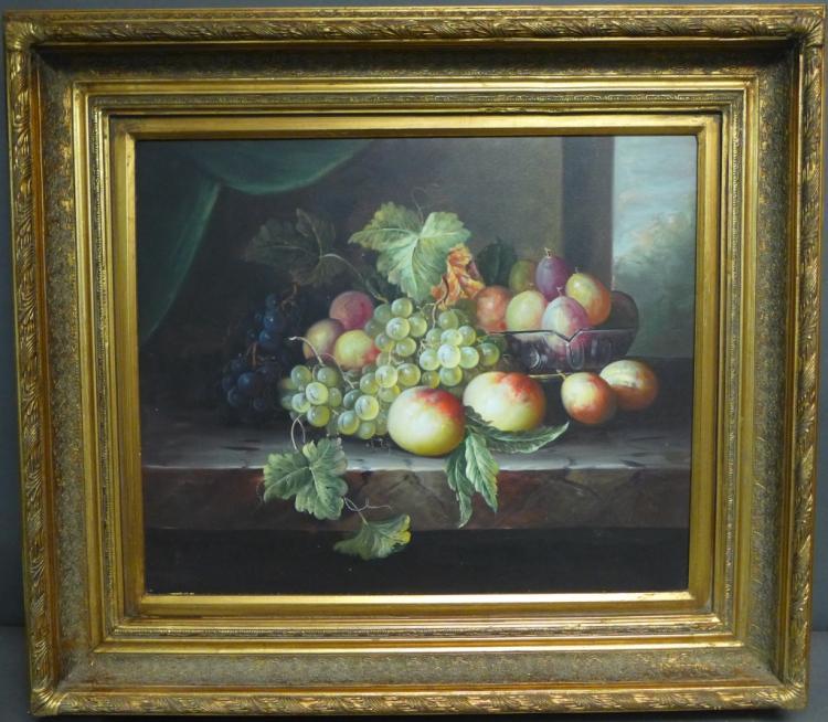 Fruit Still Life Painting