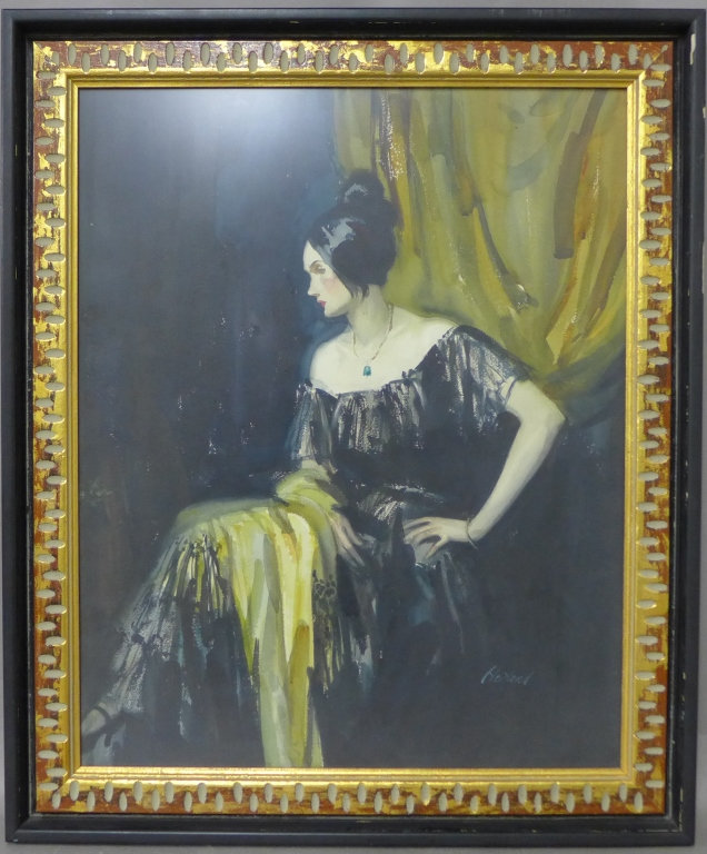 Wilmot Emerton Heitland, American (1893-1969)