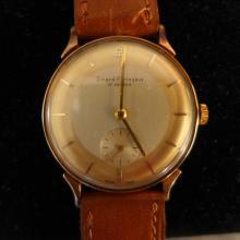 Girard Perregaux Gold Men's Wrist Watch