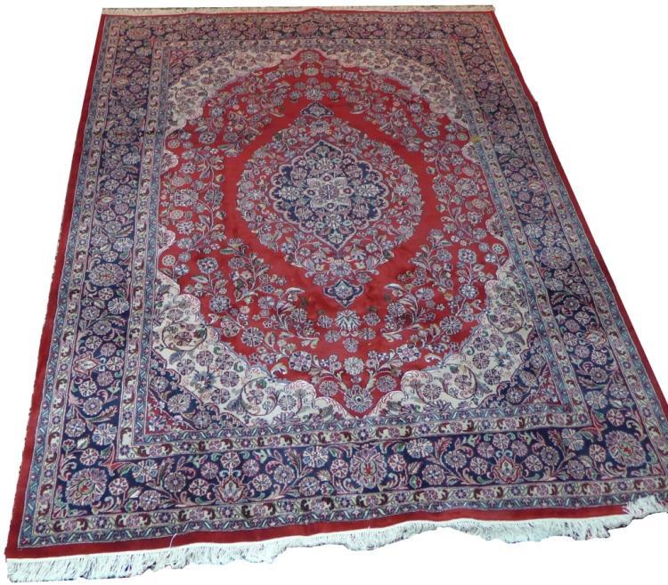 Oriental Kerman Rug