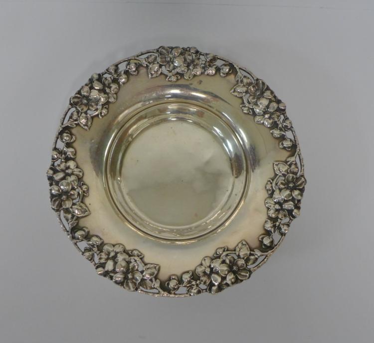 Bigelow Kennard & Co. Sterling Silver Bowl