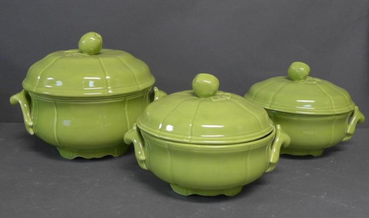 Grouping of Longchamp French Pottery