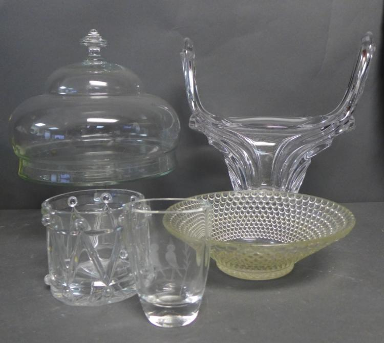 Decorative Serving Ware and Accessories