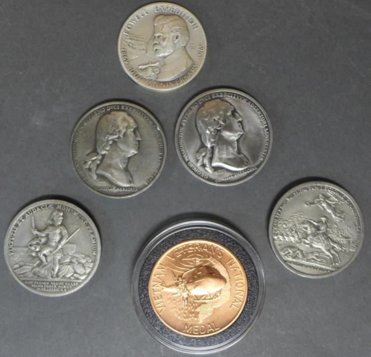 Comitia Americana Medals & More