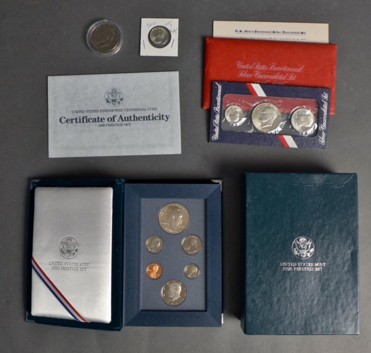 Collection of US Coins