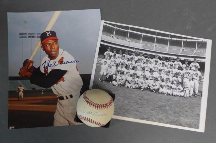 Hank Aaron and the Milwaukee Braves