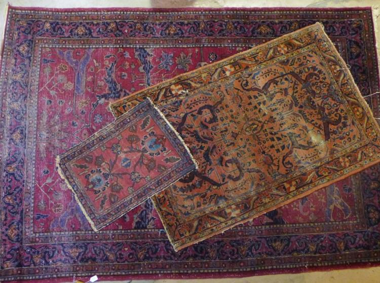 Vintage Persian Rug Grouping