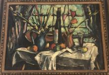 Harry Shoulberg (1903 - 1995) Oil Painting