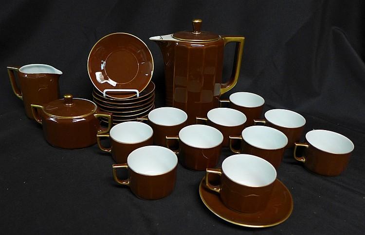 rosenthal wilhelmine kronach bavaria tea set. Black Bedroom Furniture Sets. Home Design Ideas