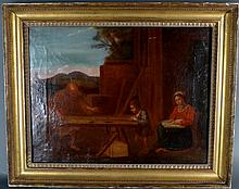 Old Master Painting