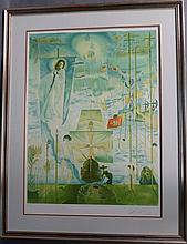 Salvador Dali, Spain (1904- 1989)
