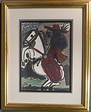 Pablo Picasso, Spain (1881- 1973)
