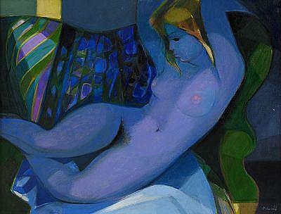 CAMILLE HILAIRE Frankrike 1916-2004 Komposition