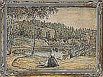 FRITZ VON DARDEL 1817-1901 Grevinnan Hedvig