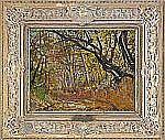 LÁSZLÓ BÁRÓ MEDNYANSZKY Ungern 1852-1919 Skogsbryn