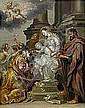 SIMON DE VOS Antwerp1603-1676 Antwerp Den Heliga, Simon de Vos, Click for value