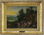 THEOBALD MICHAU Tournai 1676-1765 Antwerp