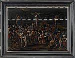 FRANS FRANCKEN hans krets, 1600-tal Korsfästelsen