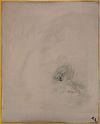 D - PIERRE TAL-COAT Frankrike 1905-1985 Untitled