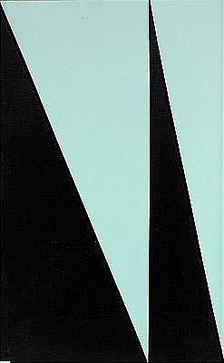 D - OLLE BAERTLING 1911-1981 Asymmetric Symmetry