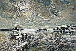 ANNA GARDELL ERICSON 1853-1939 Skymning över