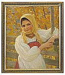 FEODOT VASILIEVICH SYCHKOV Ryssland 1870-1958