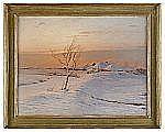 NIKOLAI NIKANOROVICH DUBOVSKOI 1859-1918 Winter