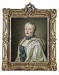 ALEXANDER ROSLIN 1718 -1793 Portrait of Farncoise