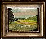 MÖLLER, Sigurd (1895-1984): Landskap, signerad S