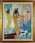 DOMERGUE, Jean Gabriel (1889-1962): Nakenstudie,