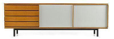 ALFRED ALTHERR, sideboard, Schweiz 1950-tal,