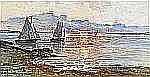 - ANNA GARDELL-ERICSON 1853-1939 Segelbåtar på