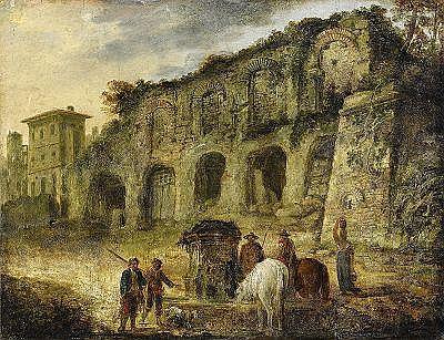 ALEXANDER RUNCIMAN Edinburgh 1731-Edingurgh 1785