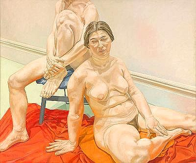 PHILIP PEARLSTEIN USA, born 1924 Seated Models on