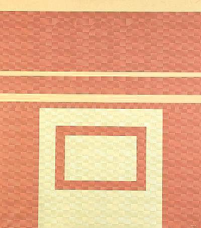 BARBRO oSTLIHN 1930-1995 New Jersey Zink Signerad