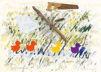 ERIK DIETMAN 1937-2002 Den gula onkan i den bla