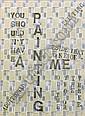 GEORG HEROLD Tyskland, fodd 1947 Gebotstafel V, Georg Herold, Click for value