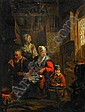 ABRAHAM DE PAPE Holland 1620-1666, tillskriven