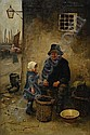 ROBERT GEMMELL HUTCHISON Skottland 1855-1936, Robert-Gemmel Hutchison, Click for value