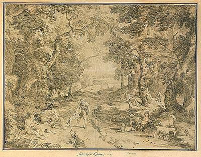JAN JOOST VAN COSSIAU Holland c. 1660-1732