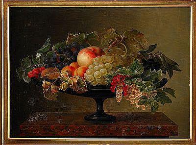 JOHAN LAURENTS JENSEN Danmark 1800-1856