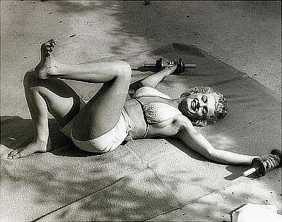 ANDRÉ DE DIENES Rumänien/USA 1913-1985 Marilyn